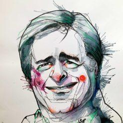 Portrait Zeichnung